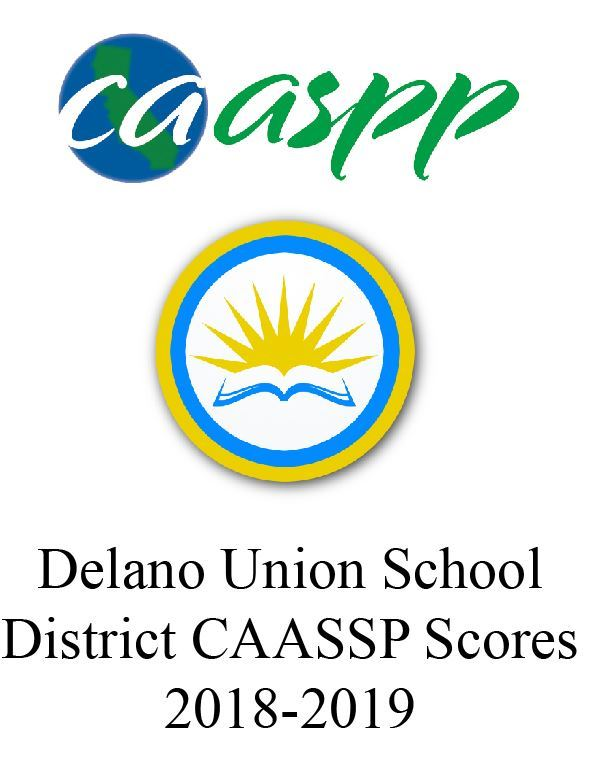 CAASSP SCORES FOR THE 2018-2019