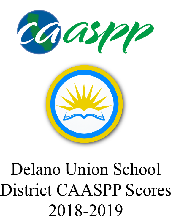 CAASPP Scores for the 2018-2019